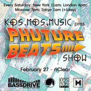 nClear – Phuture Beats Show @ Bassdrive Radio 27.02.2016