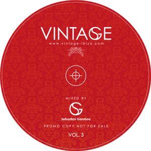Vintage Ibiza by Sebastian Gamboa Vol. 3