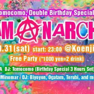 Minomar Downtempo Live Set - Shamanarchy 4th Party @Cave Koenji