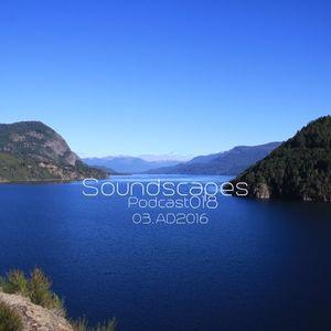 Soundscapes  Podcast 018
