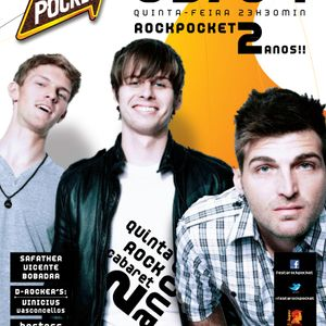 ROCKPOCKET#23 - Foster the People - 05.07 no CABARET!