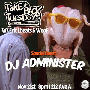 Take It Back Tuesday 11/21/2017 Part 2