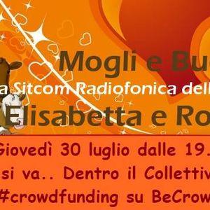 Radio Stonata. Mogli e Buoi. Dentro il collettivo. Film documentario. Crowdfunding. 30.07.2015