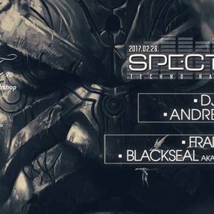 BlackSeal [HUN] Spectrum Techno Radio Show #97