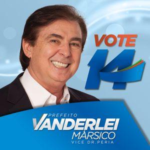 Programa eleitoral da coligação Esperança Renovada com Vanderlei Mársico do dia 03 de setembro