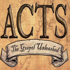 Acts 5:17-42 Delivered In Order To Suffer