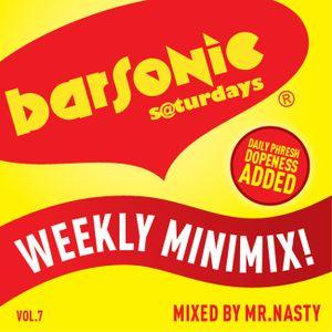 Barsonic Minimix by Mr.Nasty Vol.7