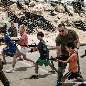 Gianluca Panella, fotoreporter, ci racconta il suo lavoro appena tornato da Gaza