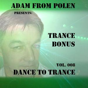 Trance Bonus to DTT 008