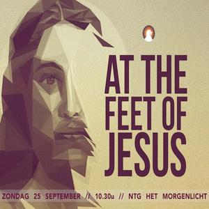 """""""Aan de voeten van Jezus"""" - Voorganger Roy Manikus 25-9-2016"""