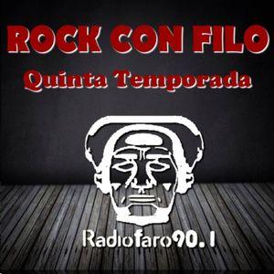 Rock con Filo programa transmitido el día 7 de Febrero 2018 por Radio FARO 90.1 FM
