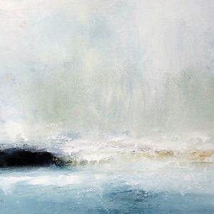 an uncharted sea