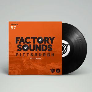 Factory Sounds Episode 57 [6.23.16]