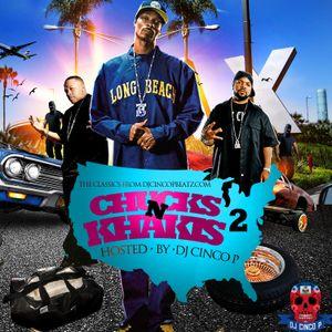 Chucks N Khakis Vol 2 #NerveDJs #Rap