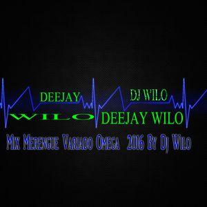 Mix Merengue Variado Omega 2016 By Dj Wilo