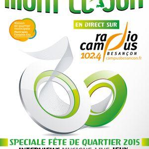 Montleson - EPISODE 10 - Fête de quartier - samedi 20 juin 2015