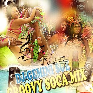 DJ-GEMINI S.G.E. GROOVY SOCA MIX 2012