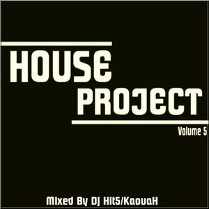 HOUSE PROJECT V5 6 MIXED BY DJ HITS/KAOUAH