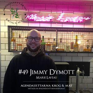 #49 Jimmy Dymott