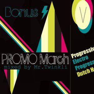 Mr.Twinkli-Promo March'12(Bonus mix)