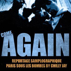 COME AGAIN - Paris sous les samples