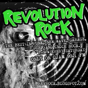 Revolution Rock - Kim Gray Interview (July 16th, 2016)
