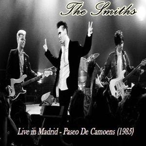 Resultado de imagem para The Smiths - Live in Madrid [1985]