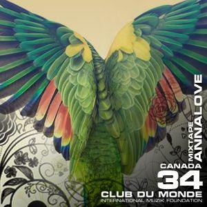 Club du Monde @ Canada - AnnaLove feb/2011