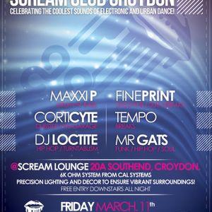 Promo Mix for GOB February 2011