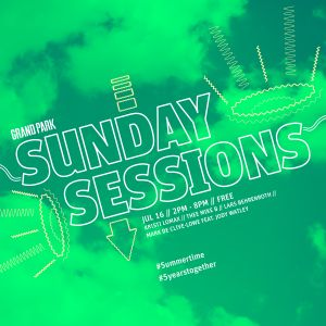 THEE MIKE B (LIVE) @ Sunday Sessions JUL 16 2017