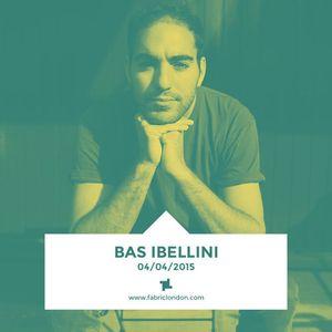 Bas Ibellini - fabric x Tuskegee Mix (Apr 2015)