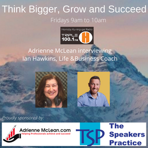 Think Bigger, Grow and Succeed, Series 2, with guest Ian Hawkins