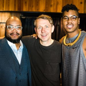 WW New Orleans: Gilles Peterson with Bill Summers and Christian Scott