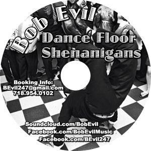 Dance Floor shenanigans