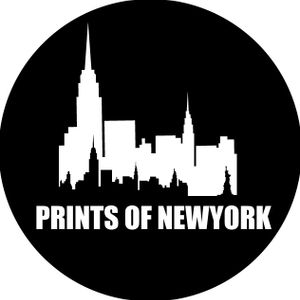 Print's of New York EP 002: Fear the Unknown mixed by Angelo Cipriano
