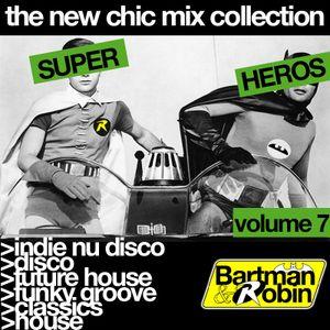 Super Heros Volume 7