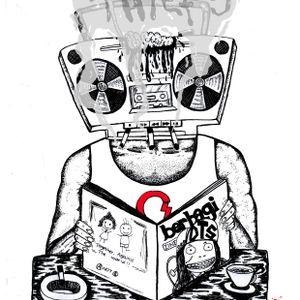 fingerthief Bootleg Radio-Cd // V