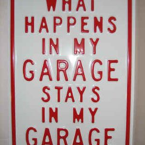 parkd in your garage