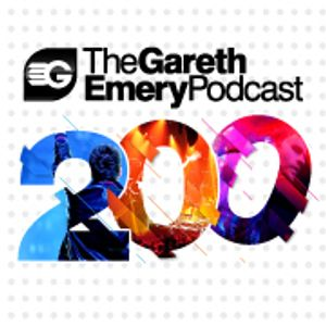 The Gareth Emery Podcast #200 Competition by Jerome Hwang