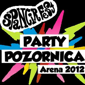 TONY D - Špancirfest Party Stage 2012