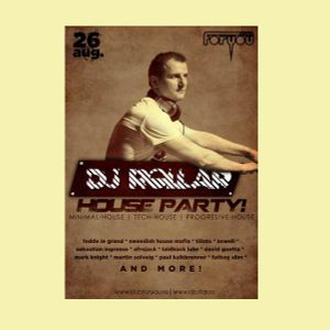 Full Saturday Night In The Club For You Live Party Mix (techouse,comercial) by Dj Rollar (2011.08.26