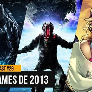 Mexidão Cast #29 – Os games de 2013