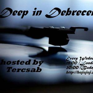 Deep in Debrecen radio show vol. 60 - mixed by Erdy