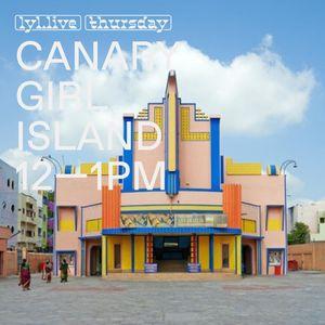 Canary Girl Island (28.12.17) w/ Églé