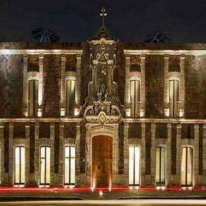Promocional Somos Nuestra Memoria. El histórico hotel de Cortés