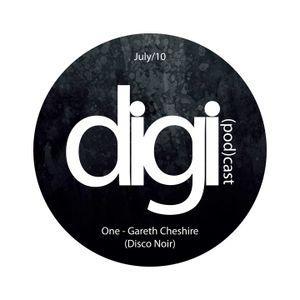Digicast One - Gareth Cheshire - July 10