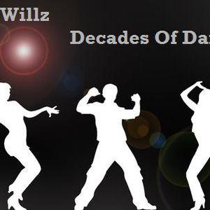 DJ Willz - Decades Of Dance
