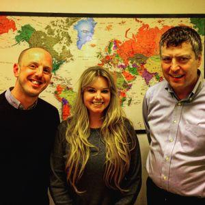 British Council Tea & Tunes - Sir Ciarán Devane