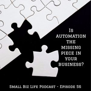 Episode 56 - Reducing stress through automation
