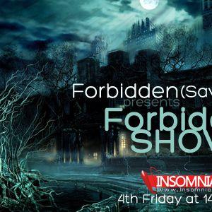 Trance Set / Save Forbidden Show 047 @InsomniaFM April 2013 part 1